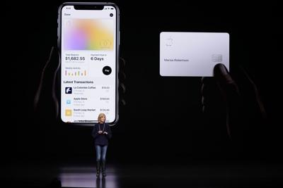 Apple-branded credit card