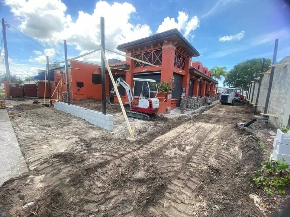 Dean's South of the Border renovation
