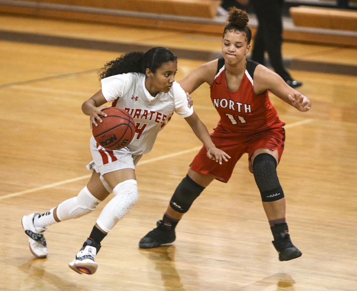 NFM vs Port Charlotte Girls Basketball