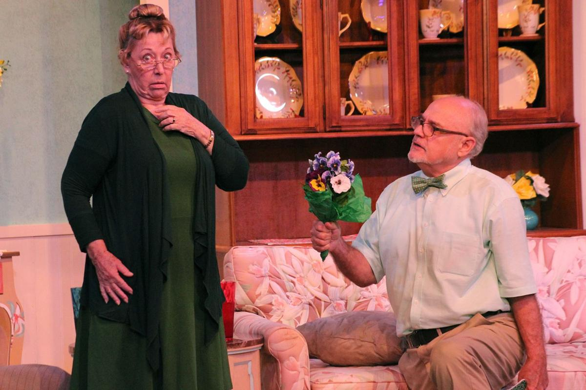 Off Broadway Palm Theatre presents 'Sex Please, We're Sixty'