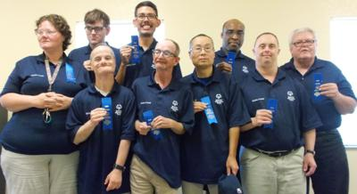 Arc DeSoto excels at bocce, blue-ribbon day