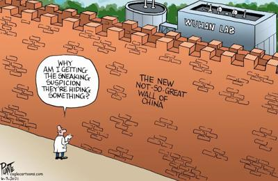 The new not-so-great wall of China