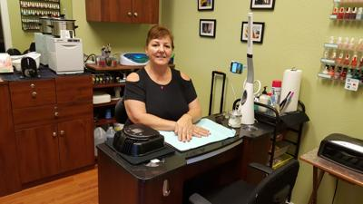 NEW BUSINESS: Nails by Mimi photo July 21