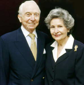 Louis and Gloria Flanzer
