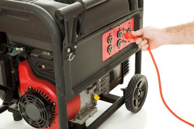 Generator to the rescue