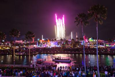 Make New Year's Eve a grand finale with exciting celebrations at Universal Orlando Resort