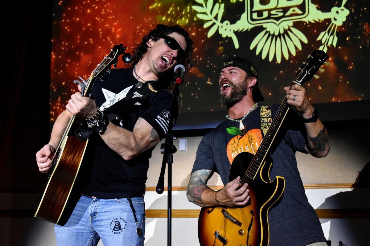 Dave Bray and Nate Winkler