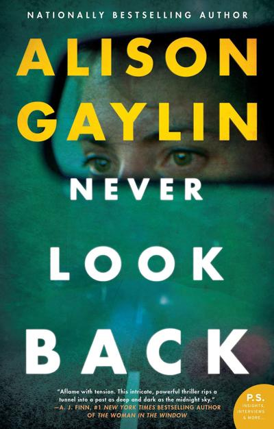 Book Review - Never Look Back