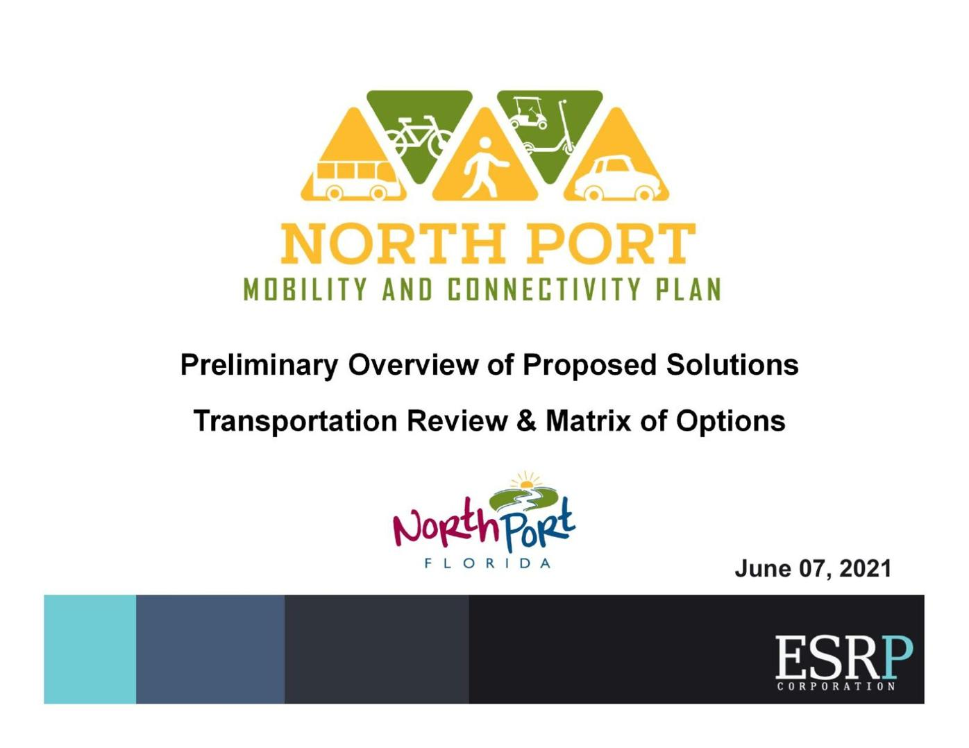 North Port mobility report 2021