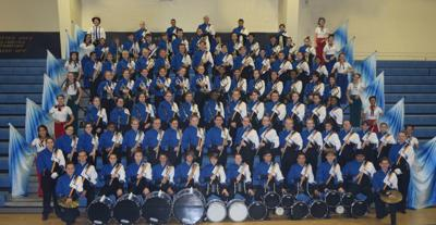 Charlotte High Marching Band