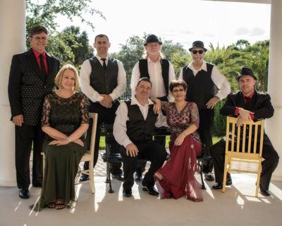 American rock 'n' roll lives on through J3 Vocal Showband