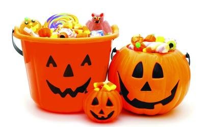 Tricks for storing Halloween treats