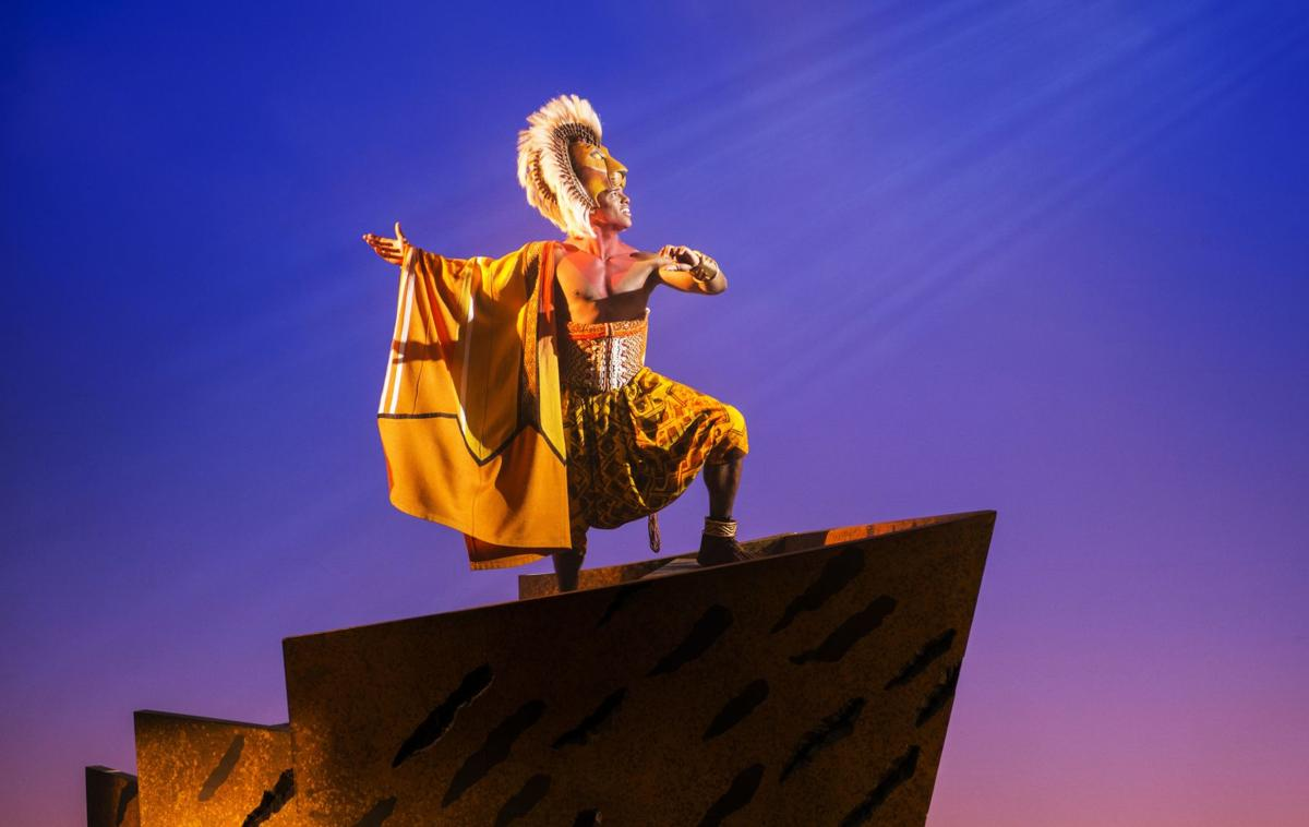 "Disney's ""The Lion King"" leaps onto the Van Wezel stage"