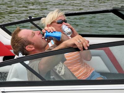drunk boating