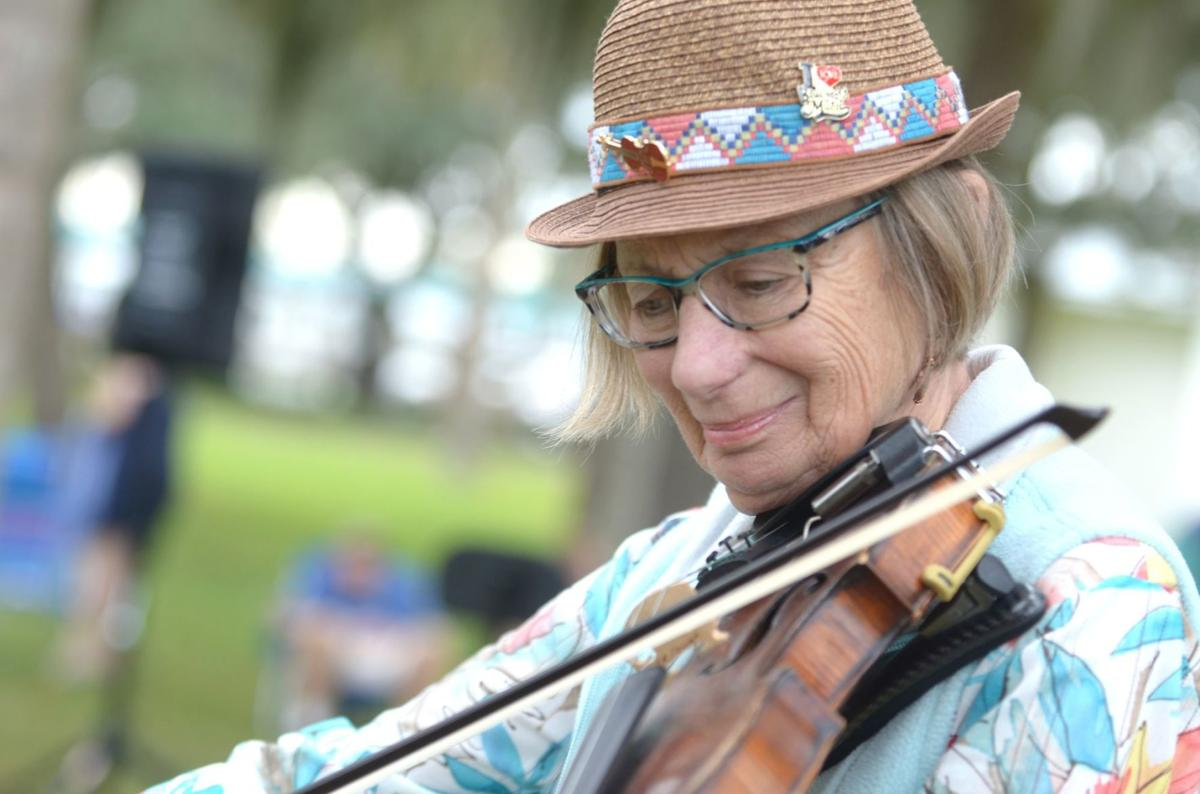 Bluegrass Saturdays in the Park
