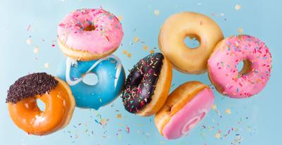 Free Krispy Kreme doughnuts for a year with COVID vaccination card