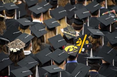University of Iowa graduation