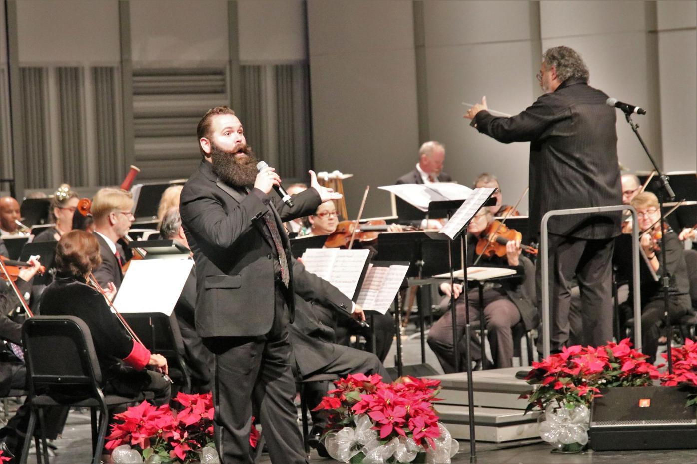 Punta Gorda Symphony's holiday concert