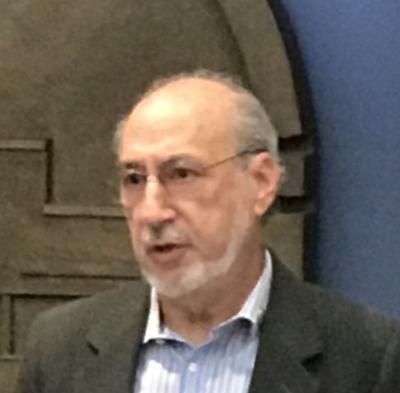 Mayor Ron Feinsod