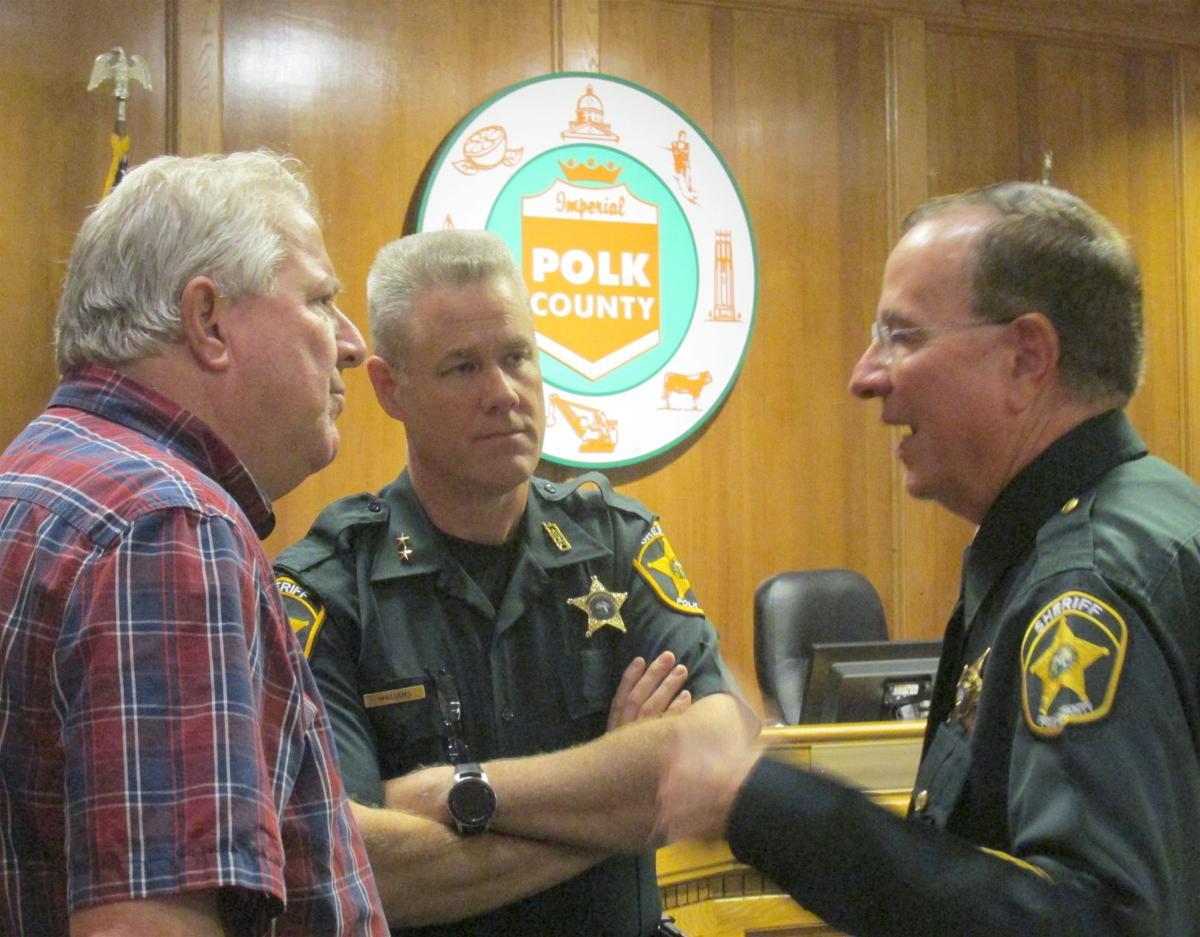 Polk Sheriff Grady Judd details needs to county board | Polk News