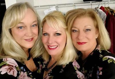 Andrews Sisters tribute swings through Venice