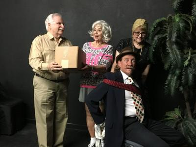 A murder mystery with some bite