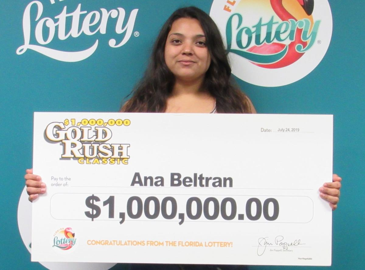 Haines City woman wins $1 million through Florida Lottery scratch