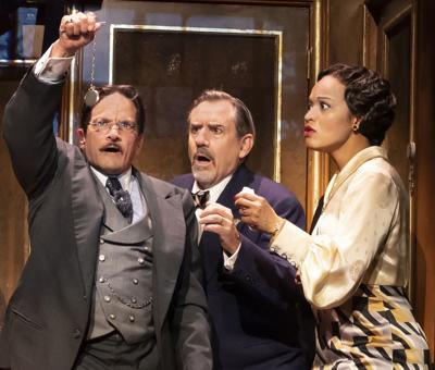 One murder spawns another at Asolo Rep