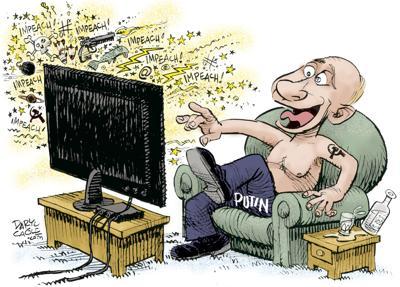 Putin's TV