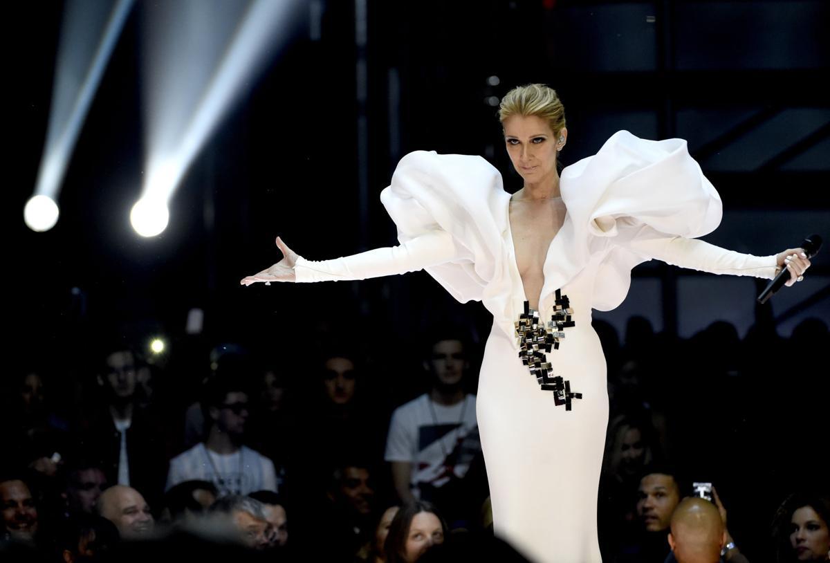 Celine Dion at Billboard Music Awards