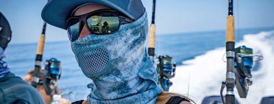 fishing mask