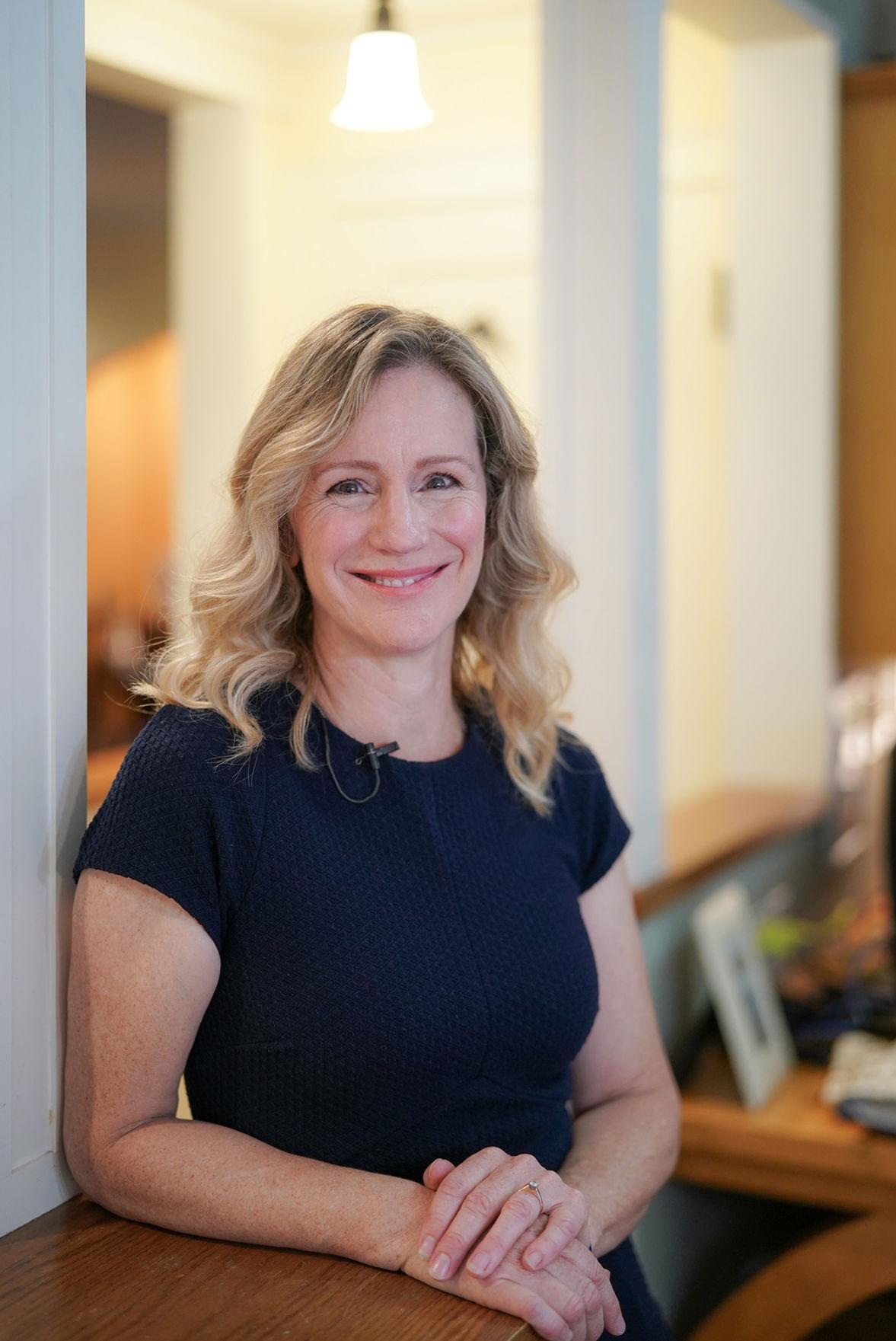 Author Liz Lee Heinecke