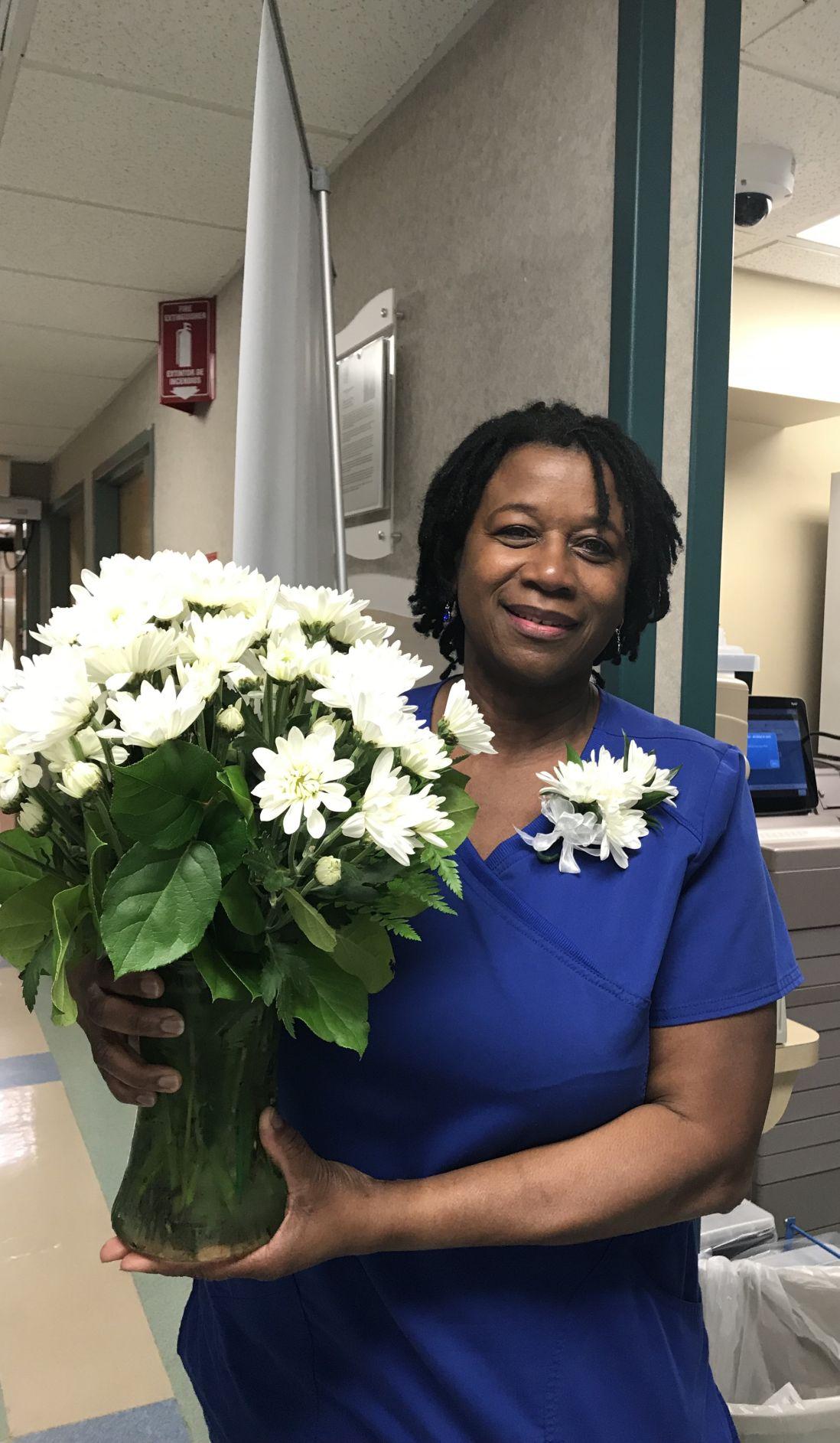 Nurse Hyacinth Blake
