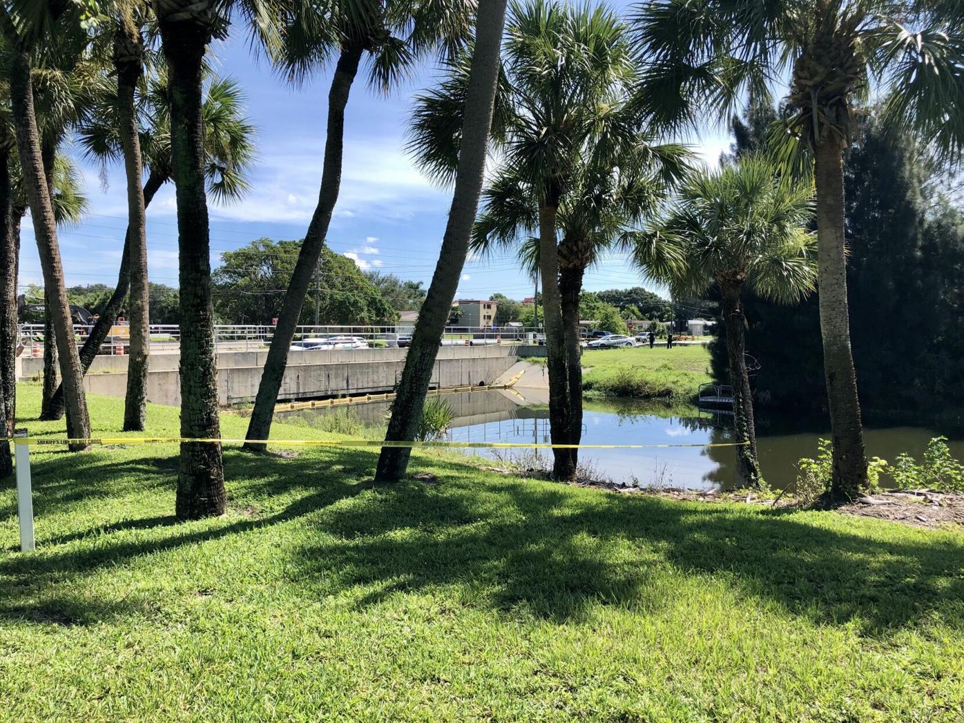 Dead body in Port Charlotte canal