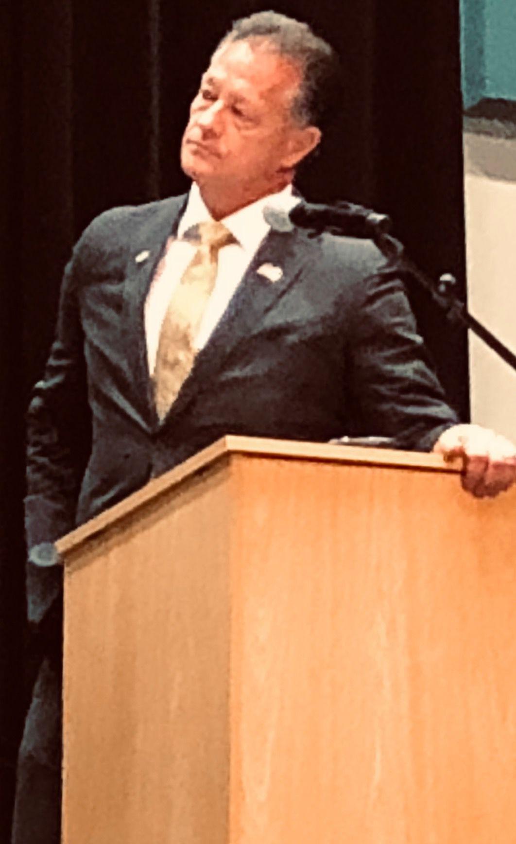 Commissioner Truex