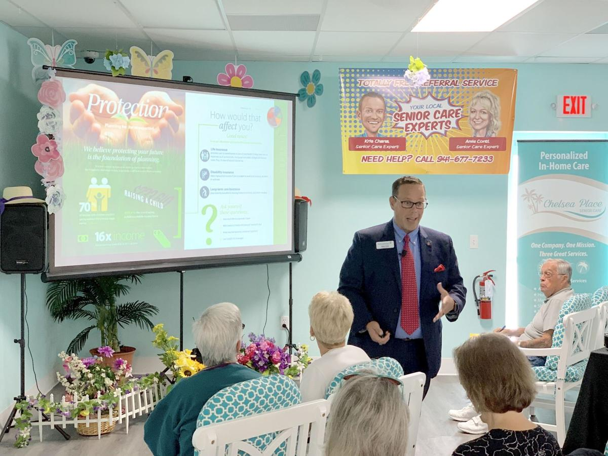 Chelsea Place concludes senior care conference series