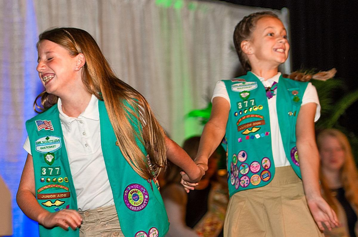 Girl Scouts awards and recognition