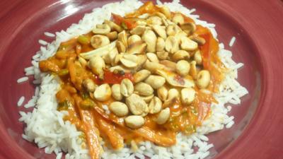 Vegetarian Kausar Karachi-Style Rice