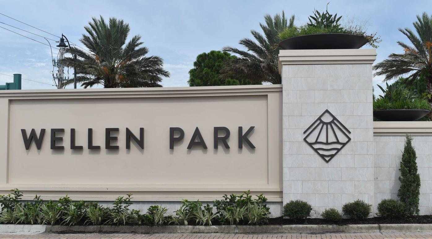 Wellen Park sign