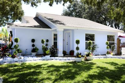 Florida home turned Edward Scissorhands Museum