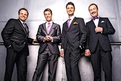Tribute Quartet performs Nov. 10