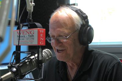 Radio brooadcaster Ken Birdsong
