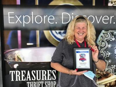 Treasures Thrift Shop with Deborah Kenny