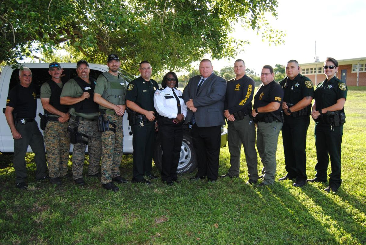 APCI and HCSO K-9 officers
