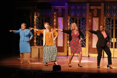 Menopause the Musical cast