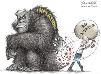 Inflation Gorilla