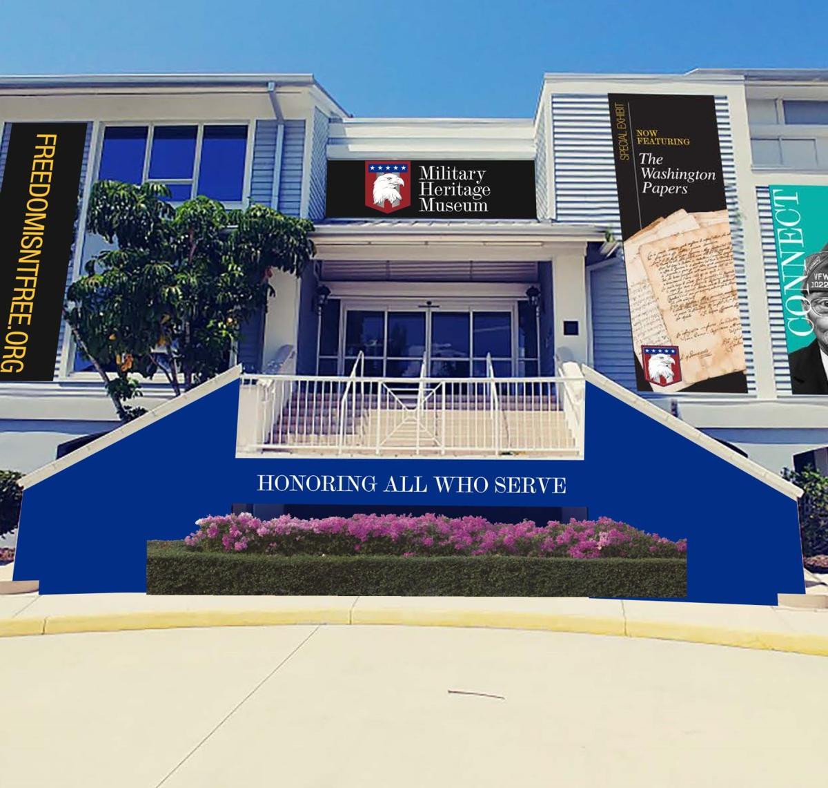 Military Heritage Museum set to impact IMPAC