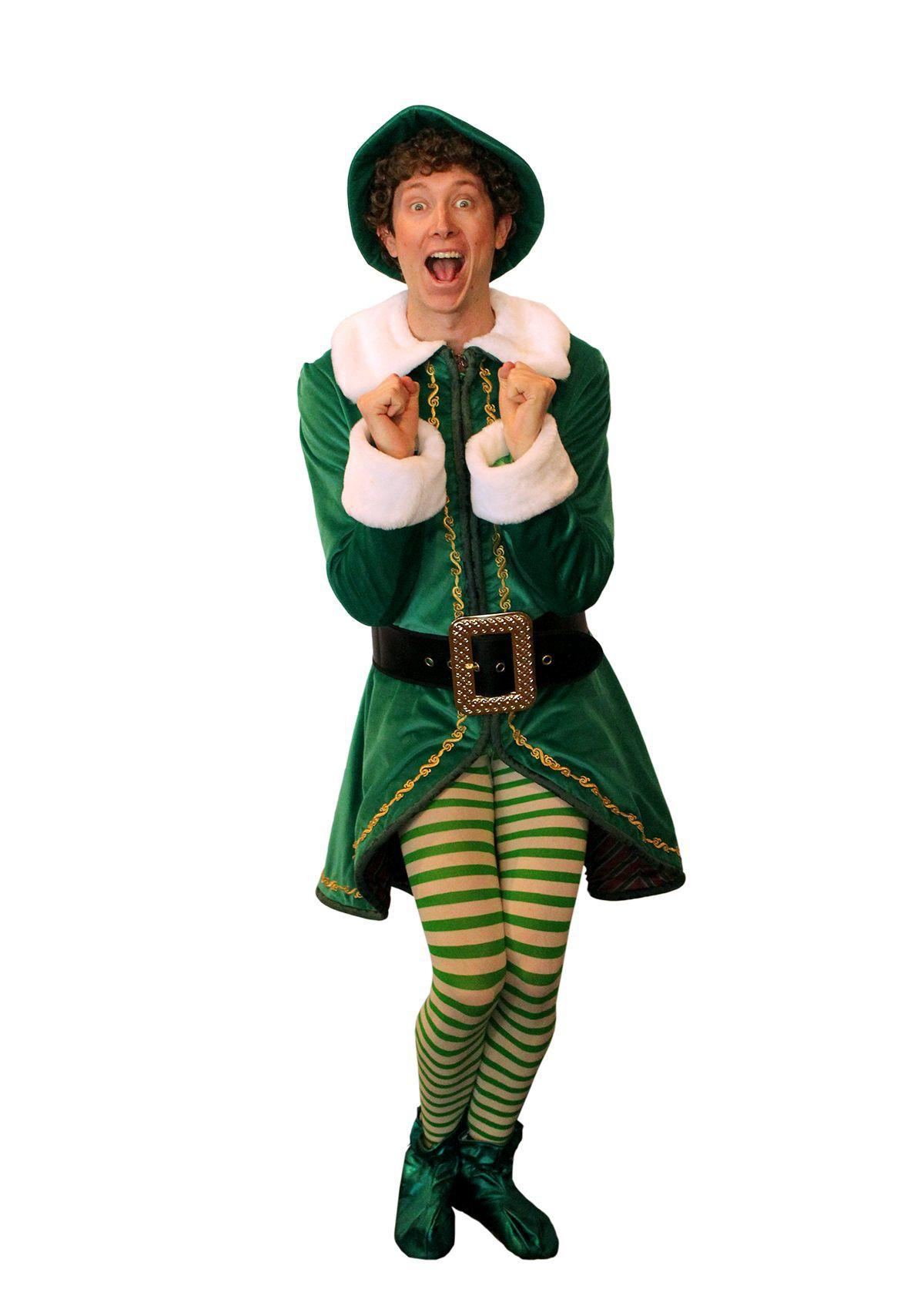 Bring some 'Buddy' you love to 'Elf The Musical'