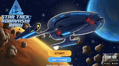 'Star Trek' fans can now take the famed Kobayashi Maru test and win prizes