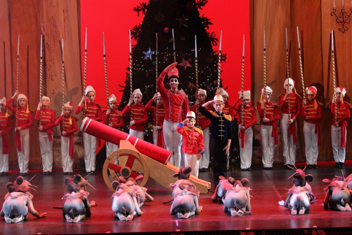 School of Russian Ballet presents 'The Nutcracker'